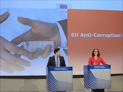 الفساد في أوربا