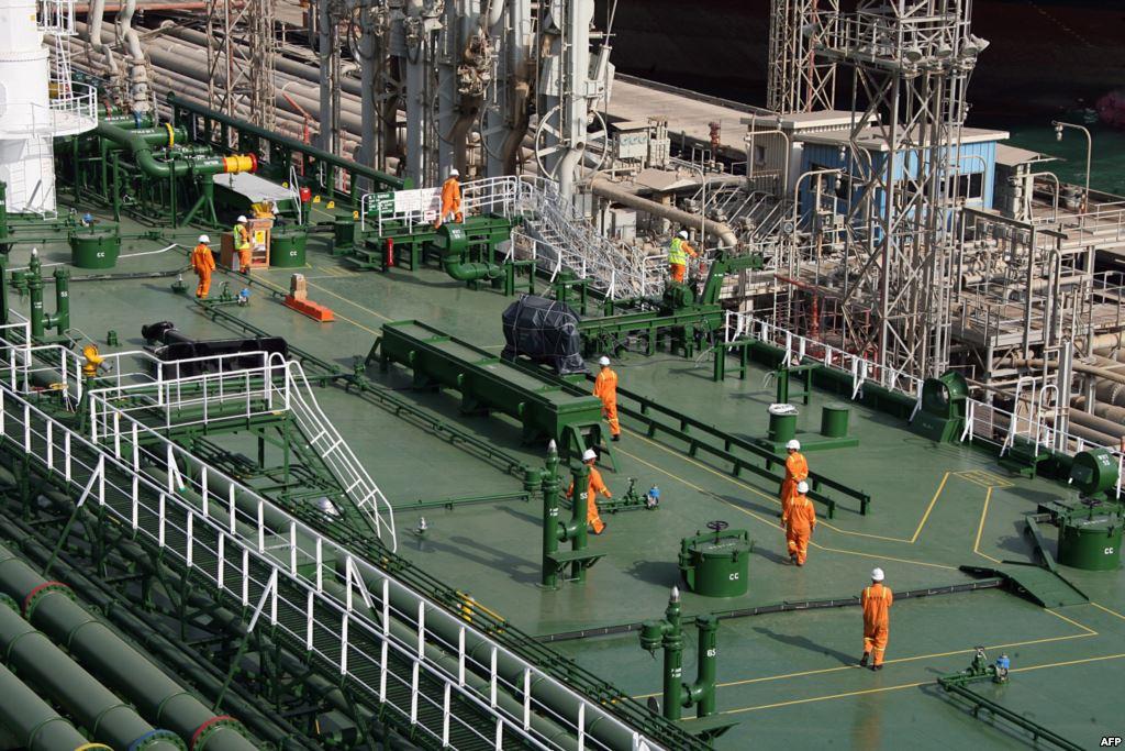 القطاع النفطي في الكويت